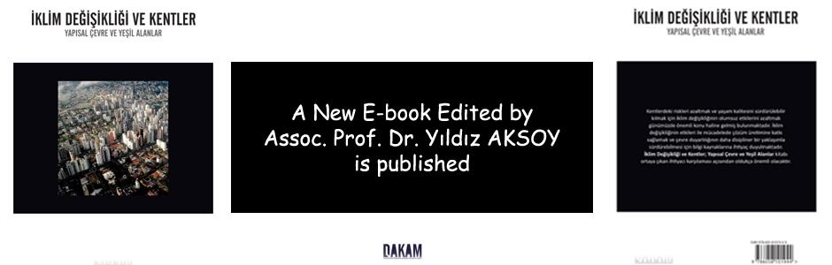 A New E-book Edited by Assoc. Prof. Dr. Yıldız AKSOY is published